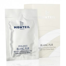 PERLANCE BLANC PUR Even Out Creme Mask, 8x7g