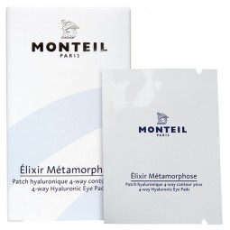 ÉLIXIR MÉTAMORPHOSE 4-way Hyaluronic Eye Pads 6x3g