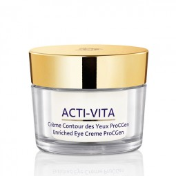 ACTI-VITA Enriched Eye Creme ProCGen, 15 ml