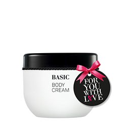 BASIC Body Cream Valentine's Day Editon 2018, 200 ml