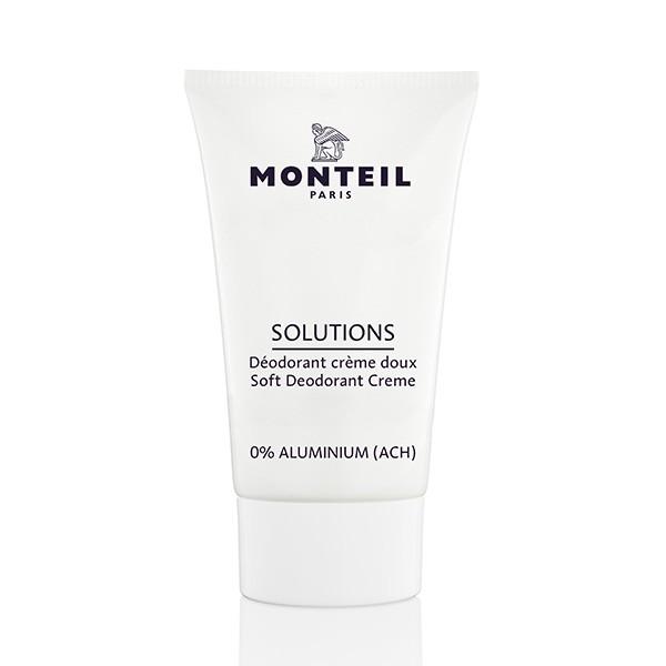 SOLUTIONS Soft Deodorant-Creme 0% ACH