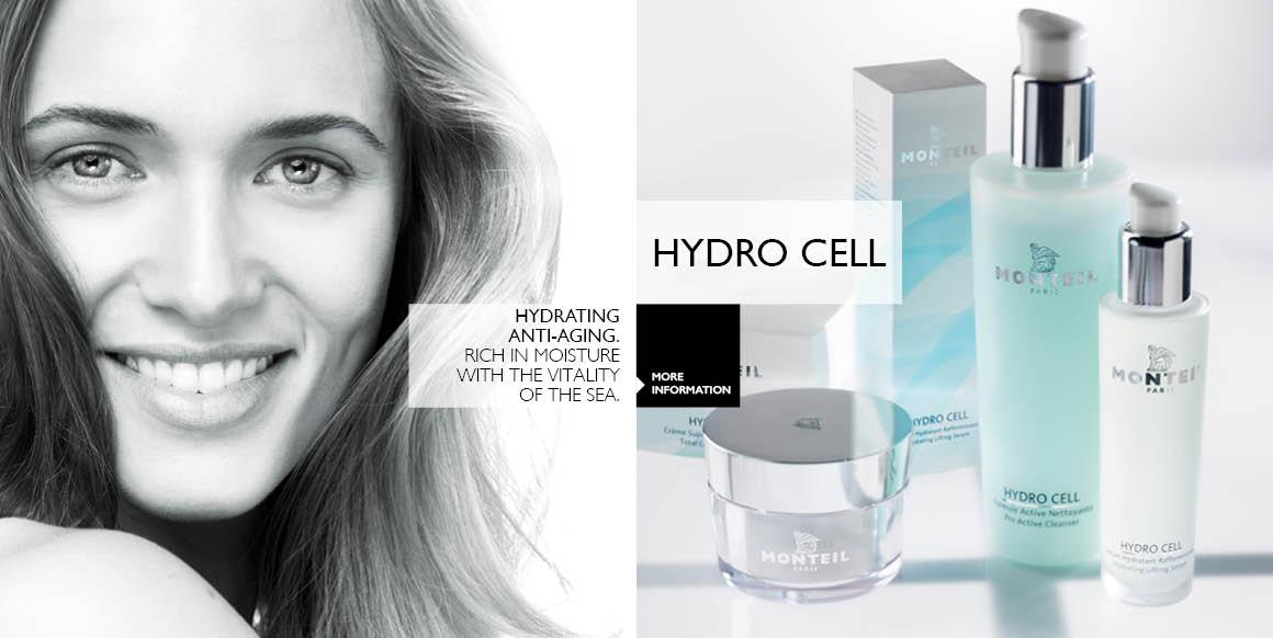 Monteil Pflegeserie Hydro Cell