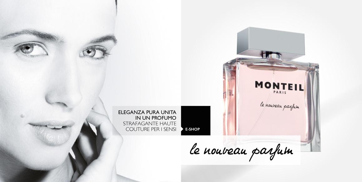 Monteil Le Nouveau Parfum