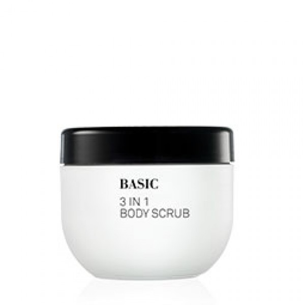 BASIC 3 in 1 Bodyscrub